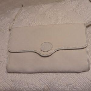 Gucci White Vintage shoulder bag